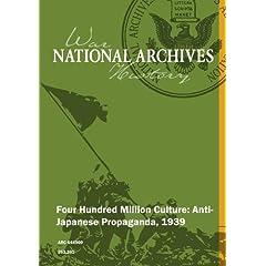 Four Hundred Million Culture: Anti-Japanese Propaganda, 1939