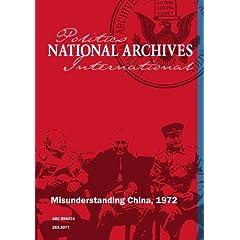 Misunderstanding China, 1972