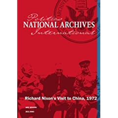 Richard Nixon's Visit to China, 1972