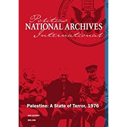 Palestine: A State of Terror, 1976