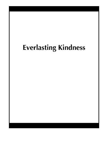 Everlasting Kindness
