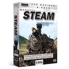 Monster Steam (4-pack)