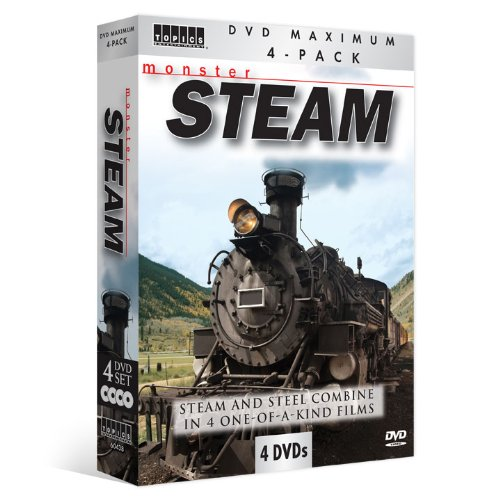 Monster Steam (4-pack)