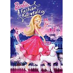 Barbie: A Fashion Fairytale (Spanish version)