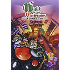 Night Before Christmas: A Mouse Tale