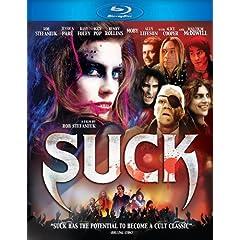 Suck [Blu-ray]