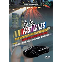 Mercenary Entertainment Presents - Fast Lanes