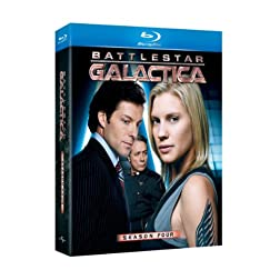 Battlestar Galactica: Season Four [Blu-ray]