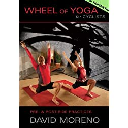 Wheel of Yoga for Cyclists: Pre- & Post-Ride Practices