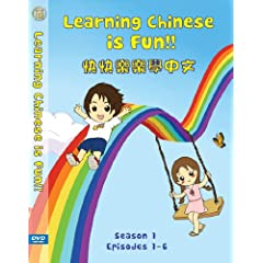 Learning Chinese is Fun!!