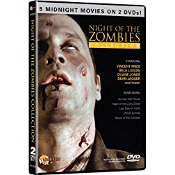 Night of the Zombies (2pc)