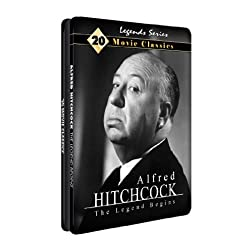 Alfred Hitchcock - Collectible Tin