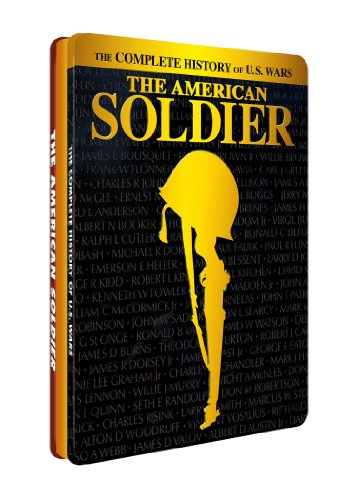 American Soldier - The Complete History of U.S. Wars - Collectible Tin