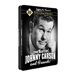The Best of Johnny Carson and Friends - Collectible Tin