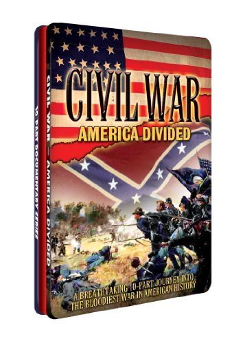 Civil War: America Divided - Collectible Tin