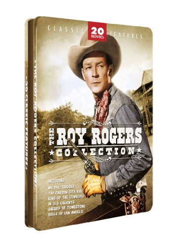 Roy Rogers: 20 Movie Pack (4 DVD) - Collectible Tin