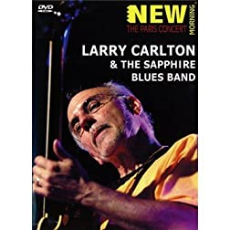 Carlton, Larry - & The Sapphire Blues Band: The Paris Concert