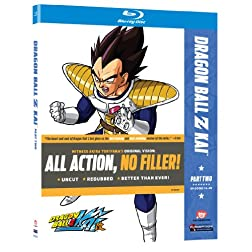 Dragon Ball Z Kai: Season One, Part Two [Blu-ray]