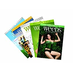 Weeds: Seasons 1-5