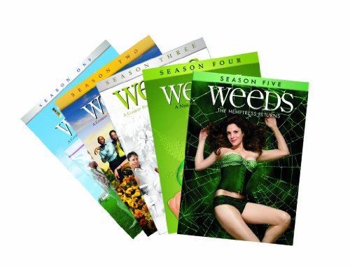 Weeds: Seasons One - Five