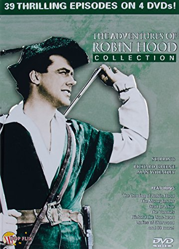 Adventures of Robin Hood (4pc) (Full B&W Tin)