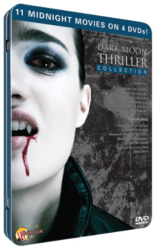 Dark Moon Thriller (4pc) (Tin)