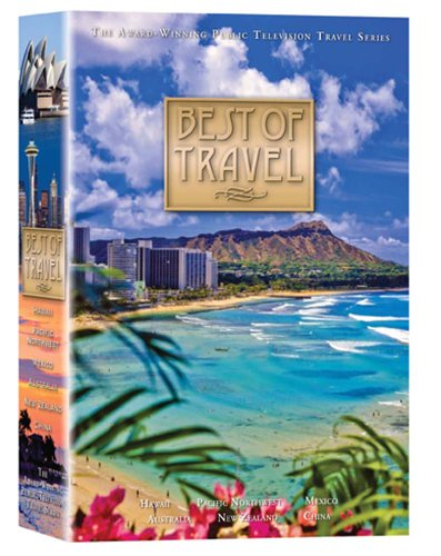 Best of Travel: Pacific Northwest, Mexico, Hawaii, China, Australia & New Zealand (DVD 6 Pack)
