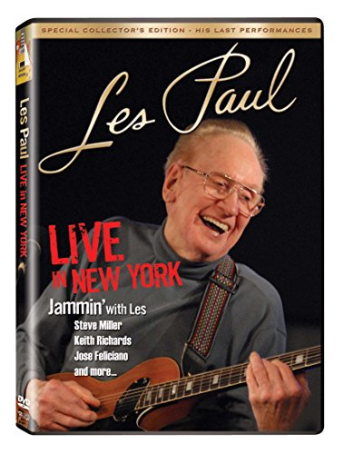 Les Paul: Live in New York