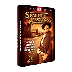 Spaghetti Westerns 20 Movie Pack - Collectible Tin