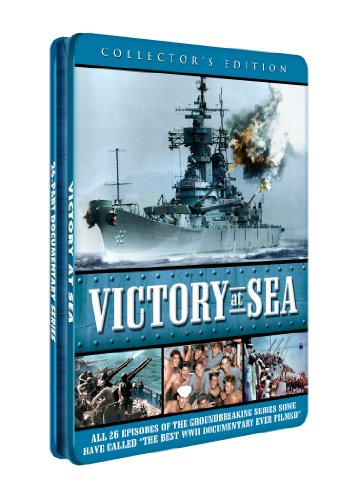 Victory At Sea - Collectible Tin