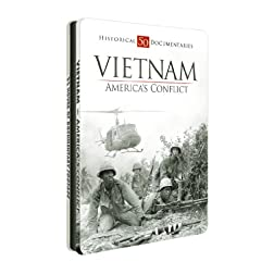 Vietnam War: America's Conflict - Collectible Tin