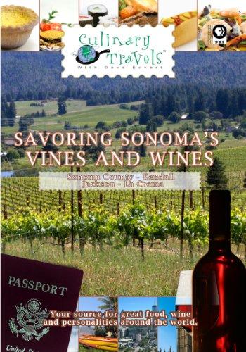 Culinary Travels Savoring Sonoma's Vines and Wines Sonoma County-Kendall-Jackson-La Crema