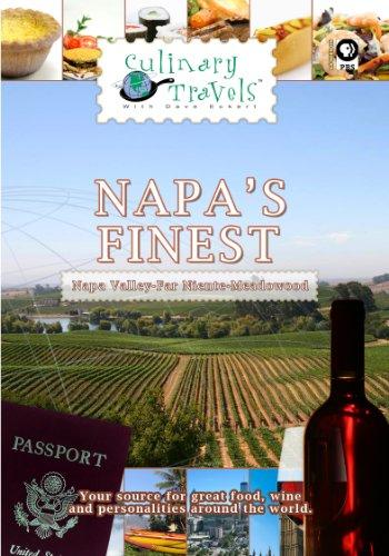 Culinary Travels Napa's Finest Napa Valley-Far Niente-Meadowood