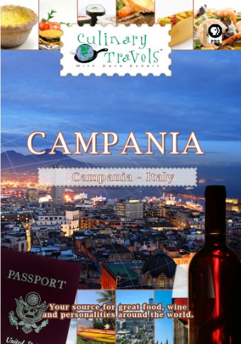 Culinary Travels Campania Italy