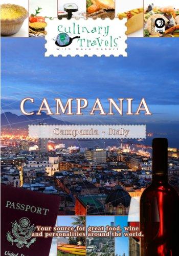 Culinary Travels Campania Italy