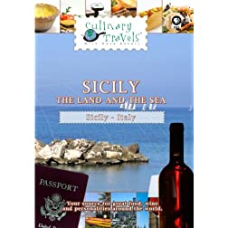 Culinary Travels Sicily-The Land and the Sea