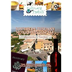 Culinary Travels Southern Tuscany-Montalcino-Style Montalcino, Tuscany