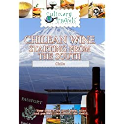 Culinary Travels Chilean Wine-Starting from the South