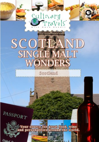 Culinary Travels Scotland-Single Malt Wonders