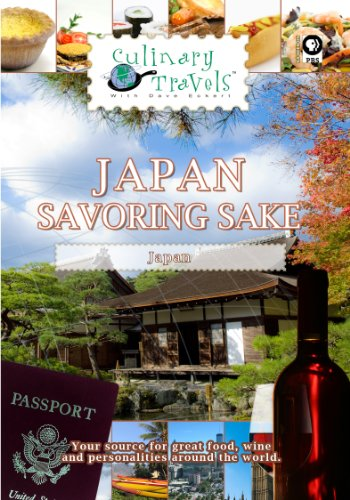 Culinary Travels Japan-Savoring Sake