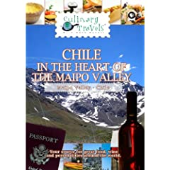 Culinary Travels Chile-In the Heart of the Maipo Valley