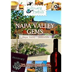 Culinary Travels Napa Valley Gems-Cakebread Cellars, Cuvaison, Franciscan Oakville Estate