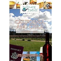 Culinary Travels California and Chile-Montes, Los Vascos, Fetzer, Bonterra