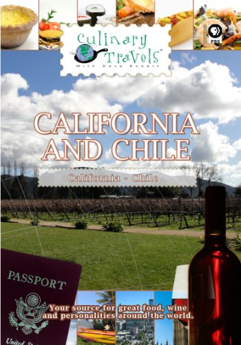 Culinary Travels California and Chile-Montes, Los Vascos, Fetzer, Bonterra