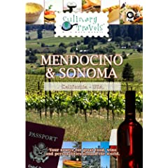 Culinary Travels Mendocino & Sonoma-Roederer, Scharffenberger, & St. Francis