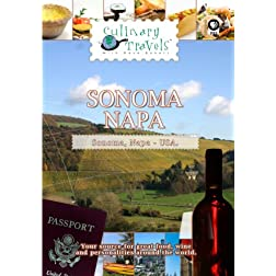 Culinary Travels Sonoma/Napa-J., Domaine Carneros, Sonoma Cutrer, & Rodney Strong