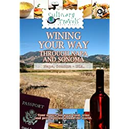 Culinary Travels Wining your way through Napa and Sonoma