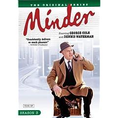 Minder - Season Three