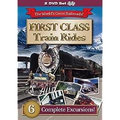 First Class Train Rides