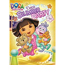 Dora the Explorer: Dora's Slumber Party